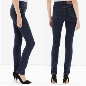 Madewell Alley Straight Jeans Size 27
